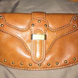 Michael Kors mini real leather handbag vintage